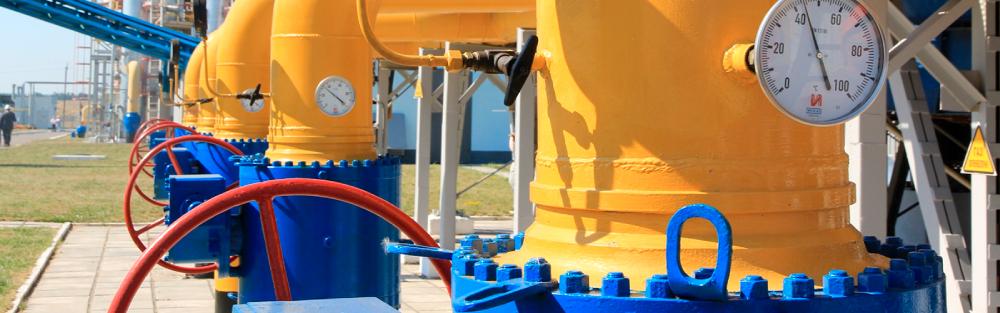 строительтво газопровода спб